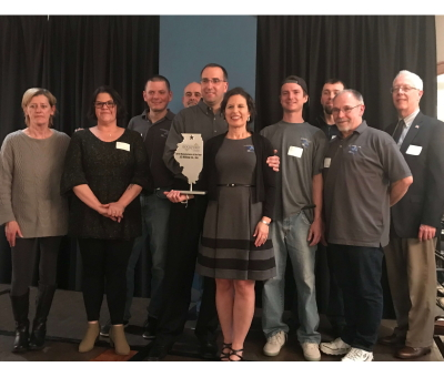 Manufacturer of the Year 2019
