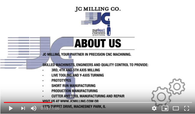 About JC Milling